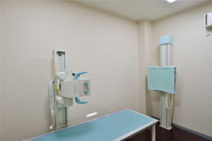ひがしおかメディケアクリニック:診療室